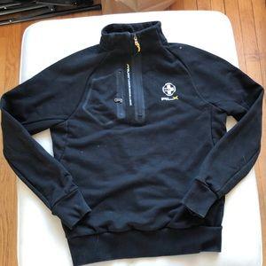 Ralph Lauren men's small black sweatshirt